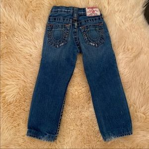 True religion size 5 boys jeans